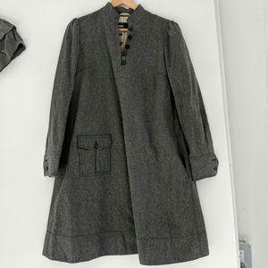 Marc Jacobs Wool Shirt Dress